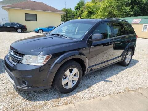 2012 Dodge Journey for sale at Claborn Motors, INC in Cambridge City IN