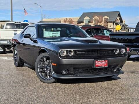 2021 Dodge Challenger for sale at Rocky Mountain Commercial Trucks in Casper WY