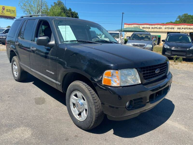 2004 Ford Explorer for sale at Atlantic Auto Sales in Garner NC