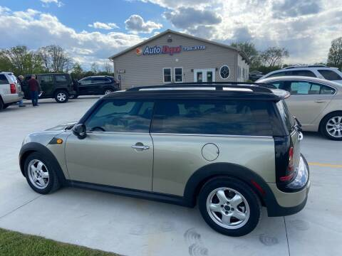 2009 MINI Cooper Clubman for sale at The Auto Depot in Mount Morris MI
