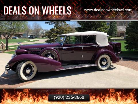 1935 Cadillac 568C-355D for sale at Deals on Wheels in Oshkosh WI