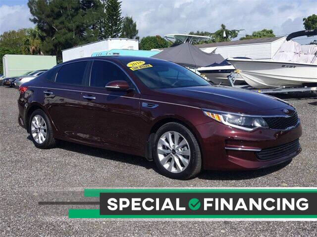 2018 Kia Optima for sale at Car Spot Of Central Florida in Melbourne FL
