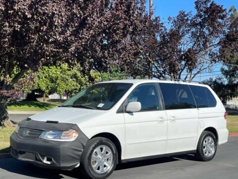 2004 Honda Odyssey for sale at AutoAffari LLC in Sacramento CA