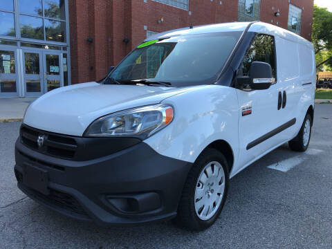 2017 RAM ProMaster City Cargo for sale at Commercial Street Auto Sales in Lynn MA