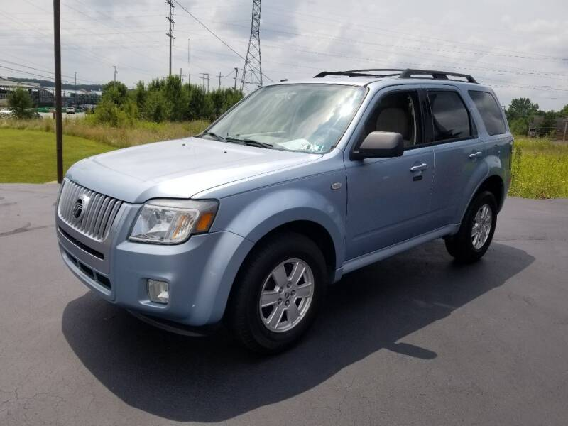 2009 Mercury Mariner for sale at Country Auto Sales in Boardman OH