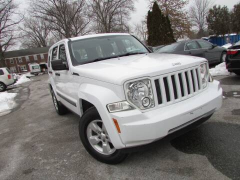 2011 Jeep Liberty for sale at K & S Motors Corp in Linden NJ