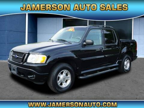 2004 Ford Explorer Sport Trac for sale at Jamerson Auto Sales in Anderson IN