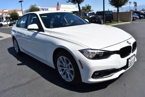 2017 BMW 3 Series for sale at DIAMOND VALLEY HONDA in Hemet CA