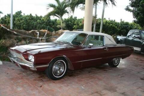 1966 Ford Thunderbird for sale at Haggle Me Classics in Hobart IN