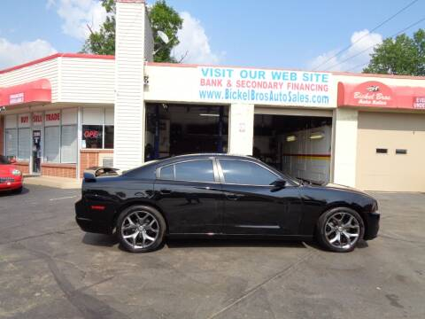 2014 Dodge Charger for sale at Bickel Bros Auto Sales, Inc in Louisville KY