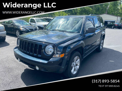2014 Jeep Patriot for sale at Widerange LLC in Greenwood IN