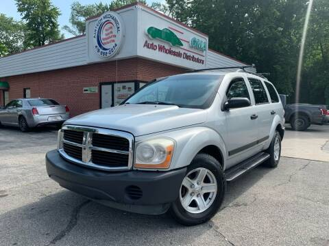2006 Dodge Durango for sale at GMA Automotive Wholesale in Toledo OH