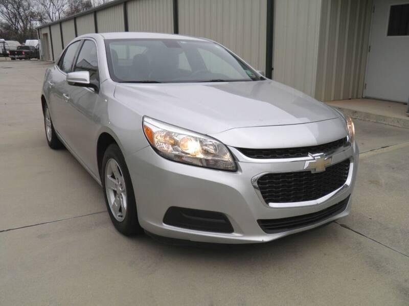 2016 Chevrolet Malibu Limited for sale at MILAM KARS in Bossier City LA