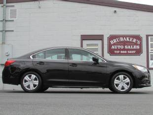 2017 Subaru Legacy for sale at Brubakers Auto Sales in Myerstown PA