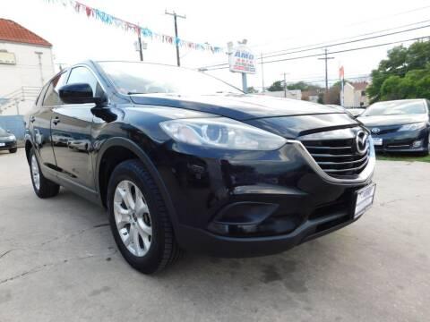 2013 Mazda CX-9 for sale at AMD AUTO in San Antonio TX
