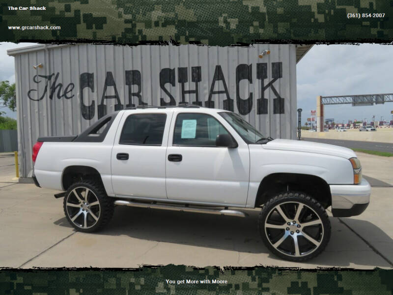 2004 Chevrolet Avalanche for sale at The Car Shack in Corpus Christi TX