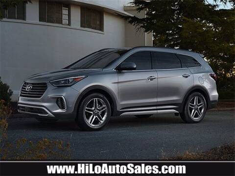 2017 Hyundai Santa Fe for sale at Hi-Lo Auto Sales in Frederick MD
