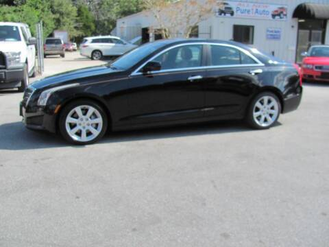 2013 Cadillac ATS for sale at Pure 1 Auto in New Bern NC
