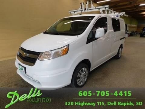 2015 Chevrolet City Express Cargo for sale at Dells Auto in Dell Rapids SD