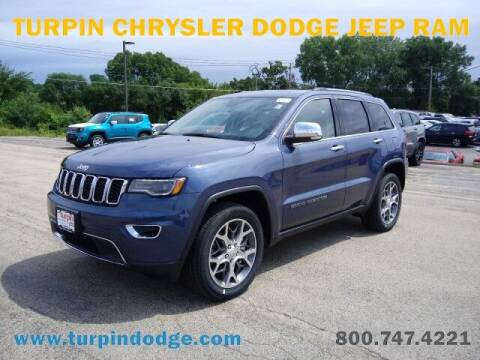 2021 Jeep Grand Cherokee for sale at Turpin Dodge Chrysler Jeep Ram in Dubuque IA