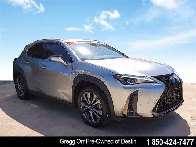 2019 Lexus UX 200 for sale at Gregg Orr Pre-Owned of Destin in Destin FL