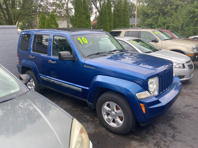 2010 Jeep Liberty for sale at Lee's Auto Sales in Garden City MI