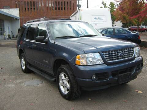 2005 Ford Explorer for sale at D & M Auto Sales in Corvallis OR