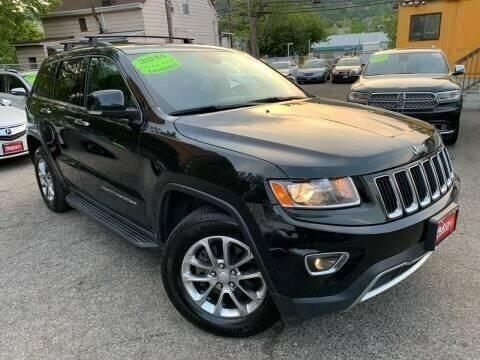 2014 Jeep Grand Cherokee for sale at Auto Universe Inc. in Paterson NJ