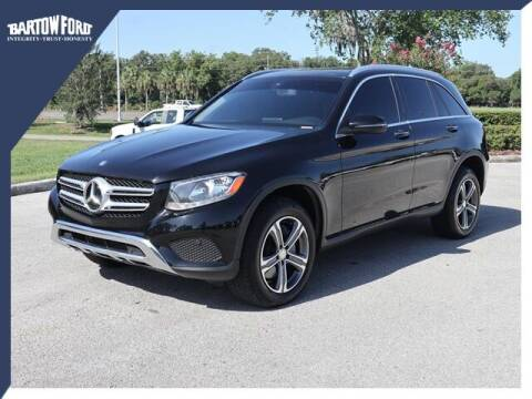 2017 Mercedes-Benz GLC for sale at BARTOW FORD CO. in Bartow FL