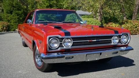 1967 Plymouth GTX for sale at Fiore Motors, Inc.  dba Fiore Motor Classics in Old Bethpage NY