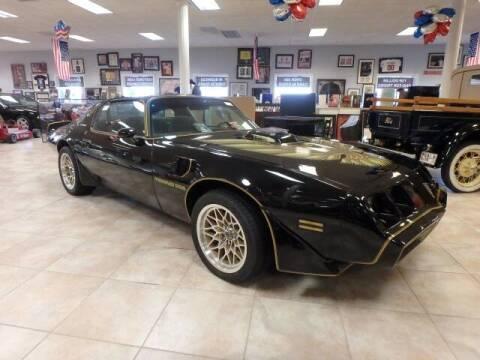 1979 Pontiac Trans Am for sale at BLACKWELL MOTORS INC in Farmington MO