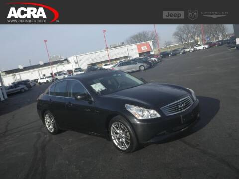 2008 Infiniti G35 for sale at BuyRight Auto in Greensburg IN