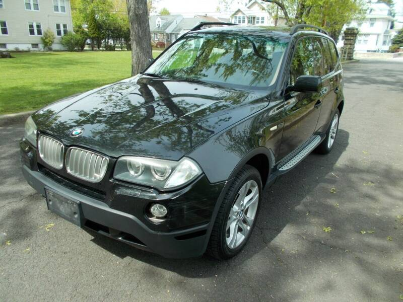 2008 BMW X3 for sale at Mercury Auto Sales in Woodland Park NJ