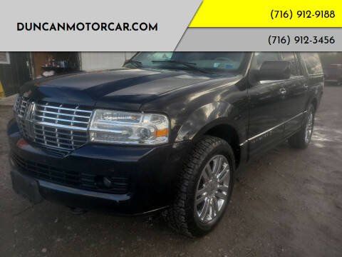 2010 Lincoln Navigator L for sale at DuncanMotorcar.com in Buffalo NY