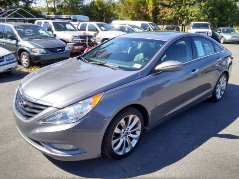 2012 Hyundai Sonata for sale at Wilson Investments LLC in Ewing NJ