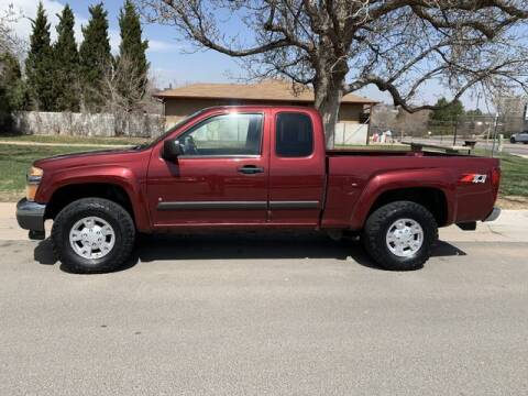 2008 Chevrolet Colorado for sale at Auto Brokers in Sheridan CO