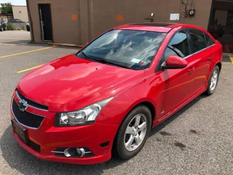 2012 Chevrolet Cruze for sale at MAGIC AUTO SALES - Magic Auto Prestige in South Hackensack NJ