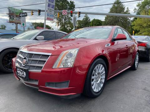 2010 Cadillac CTS for sale at WOLF'S ELITE AUTOS in Wilmington DE