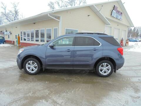 2013 Chevrolet Equinox for sale at Milaca Motors in Milaca MN