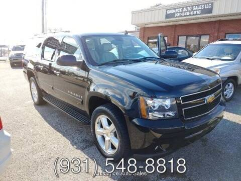 2007 Chevrolet Suburban for sale at Guidance Auto Sales LLC in Columbia TN