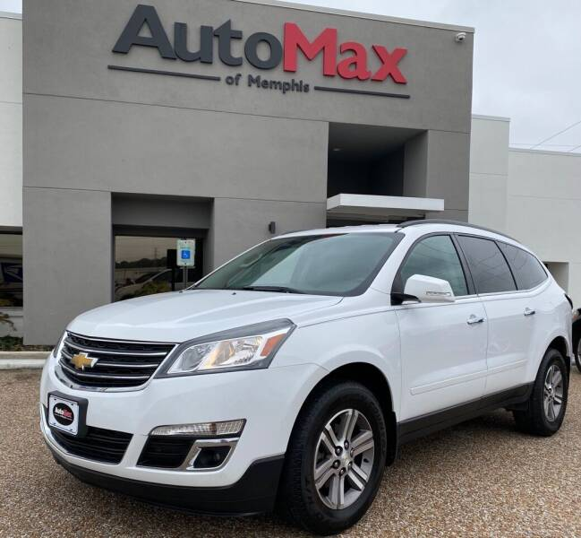 2016 Chevrolet Traverse for sale at AutoMax of Memphis in Memphis TN