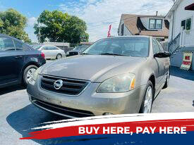 2009 Nissan Altima for sale at Marti Motors Inc in Madison IL