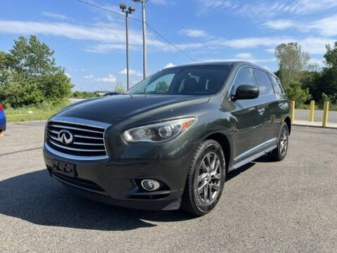 2013 Infiniti JX35 for sale at Instant Auto Sales - Lancaster in Lancaster OH