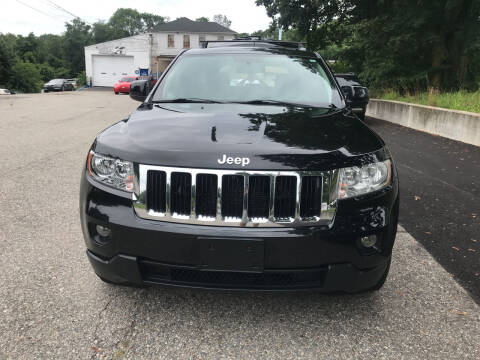 2012 Jeep Grand Cherokee for sale at Worldwide Auto Sales in Fall River MA