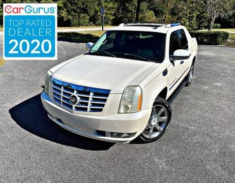 2007 Cadillac Escalade EXT for sale at Brothers Auto Sales of Conway in Conway SC