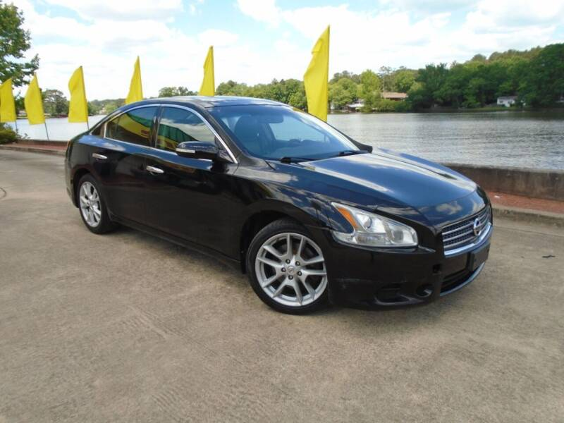 2011 Nissan Maxima for sale at Lake Carroll Auto Sales in Carrollton GA