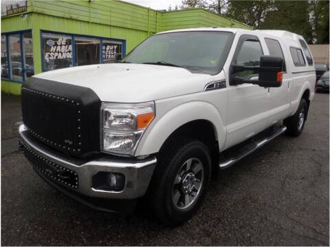 2012 Ford E-Series Cargo for sale at Klean Carz in Seattle WA