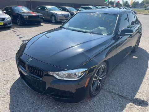 2017 BMW 3 Series for sale at M.A.S.S. Motors - MASS MOTORS in Boise ID