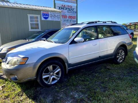2005 Subaru Outback for sale at ROCKLEDGE in Rockledge FL