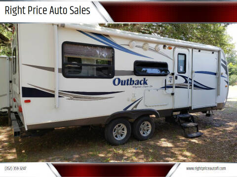 2013 Keystone Outback for sale at Right Price Auto Sales - Waldo Rvs in Waldo FL